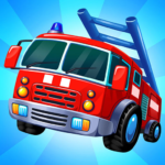Kids Cars Games! Build a car and truck wash! 2.1.18 (Mod Unlimited Game)
