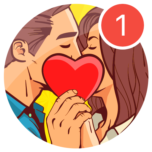 Kiss Me: Spin the Bottle for Dating, Chat & Meet  (Mod Unlimited Money) 1.0.40