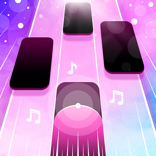 Magic Pink Tiles: Piano Game  (Mod Unlimited Money) 1.0.13