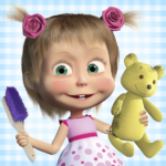 Masha and the Bear: House Cleaning Games for Girls 2.0.0 (Mod Unlimited Money)