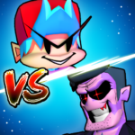 Mod for Friday night funkin : Fighting 1 (Mod Unlimited Money)