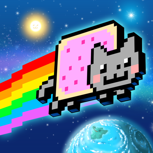 Nyan Cat: Lost In Space  (Mod Unlimited Money) 11.3.4