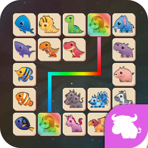 Onet Animals – Puzzle Matching Game  (Mod Unlimited Money) 1.101