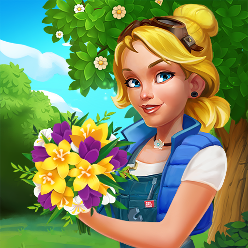 Park Town: Match 3 Game with a story!  (Mod Unlimited Money) 1.42.3668