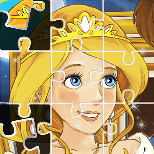 Princess Puzzles and Painting  (Mod Unlimited Money) 4.3