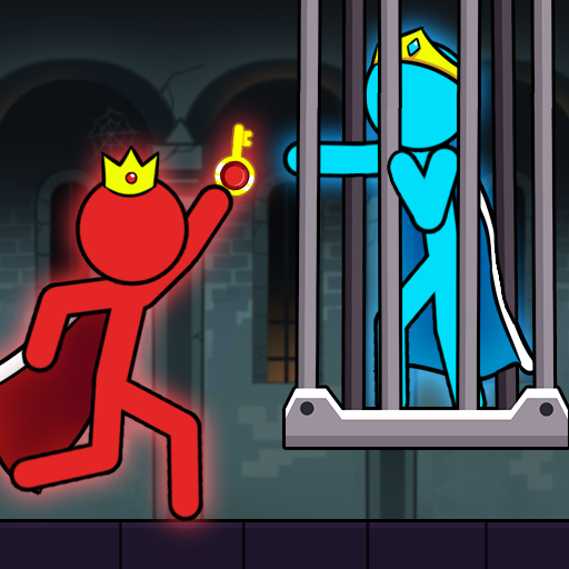Red And Blue Stickman 1.0.12  (Mod Unlimited Subscription)