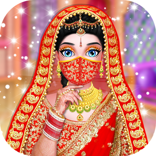 Royal Indian Wedding Rituals Makeover And Salon  (Mod Unlimited Money) 1.0.3