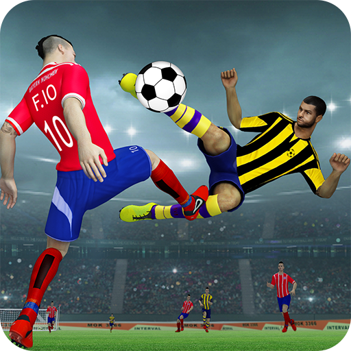 Soccer Games Hero: Play Football Game Tournament  (Mod Unlimited Money) 5.7