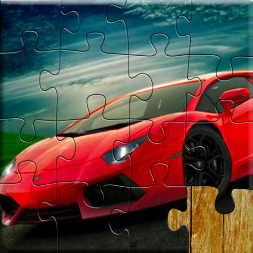 Sports Car Jigsaw Puzzles Game – Kids & Adults 🏎️  (Mod Unlimited Money) 28.0