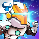 Super League of Heroes – Comic Book Champions 1.0.9  (Mod Unlimited Money)