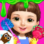 Sweet Baby Girl Cleanup 5 – Messy House Makeover 7.0.30039 (Mod Unlimited Money)