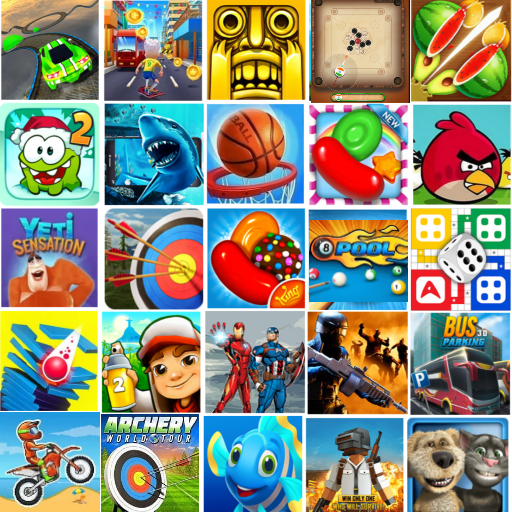 Web hero, Online Game, All in one Game, New Games  (Mod Unlimited Money) 1.1.1