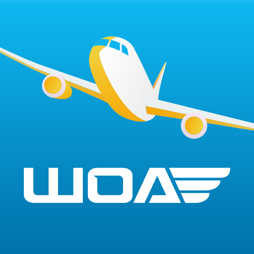 World of Airports 1.40.3 (Mod Unlimited Golden Airplanes)
