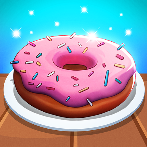 Boston Donut Truck – Fast Food Cooking Game  (Mod Unlimited Money) 1.3.8