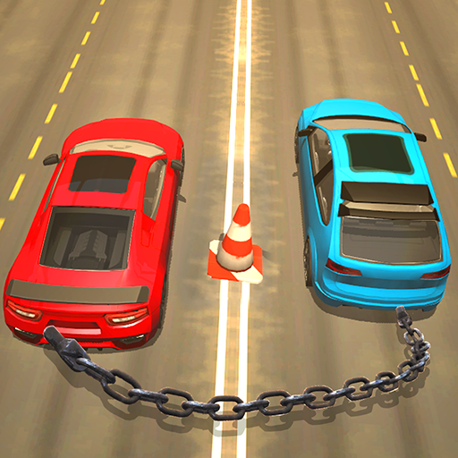 Chained Car Racing Games 3D 3.3 (Mod)