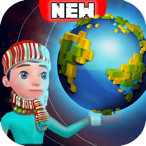 Earth Craft 3D  (Mod Unlimited Money) 3.0
