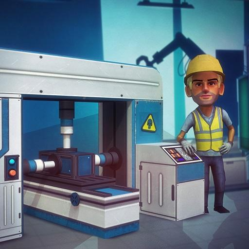 Factory Tycoon : Idle Clicker Game  (Mod Unlimited Money) 0.6