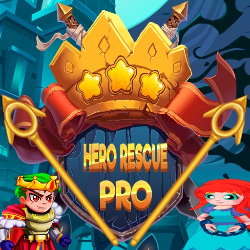 Hero Rescue PRO – Save The Girl – Pin Pull  (Mod Unlimited Money) 2.6