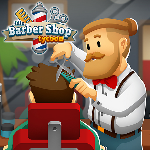 Idle Barber Shop Tycoon – Business Management Game  (Mod Unlimited Money) 1.0.7