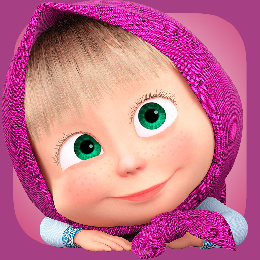 Masha and the Bear. Games & Activities  (Mod Unlimited Money) 5.7