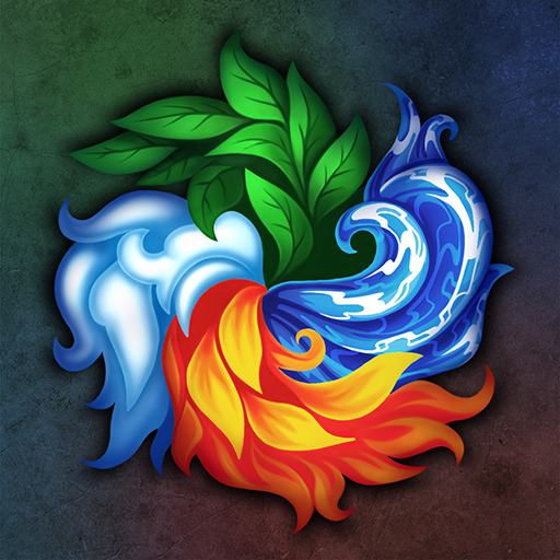 Masters of Elements-CCG game + online arena & RPG  (Mod Unlimited Money) 6.6.9