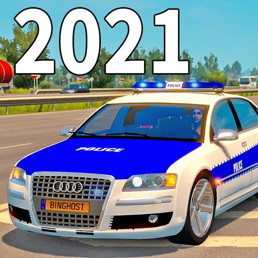 Police Car Chase Thief Real Police Cop Simulator  (Mod Unlimited Money) 1.0.16