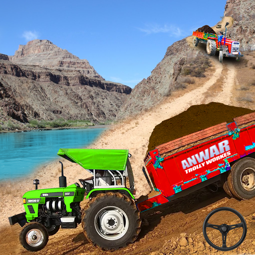 Real Tractor Trolley Cargo Farming Simulation Game  (Mod Unlimited Money) 1.0