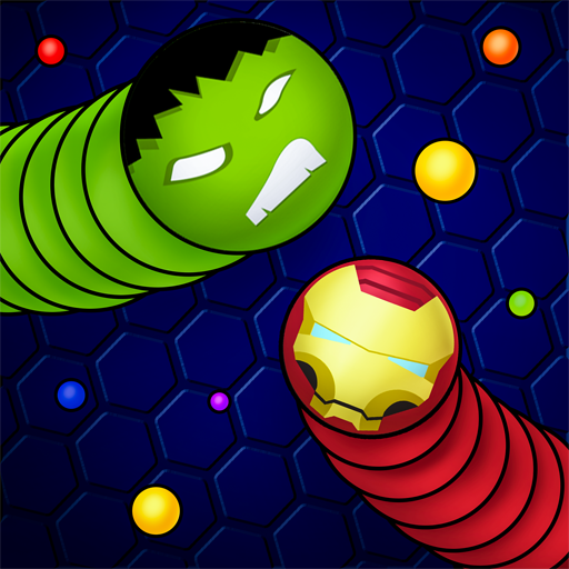 Snaky .io – Fun Multiplayer Slither Battle  (Mod Unlimited Money) 6.0.1