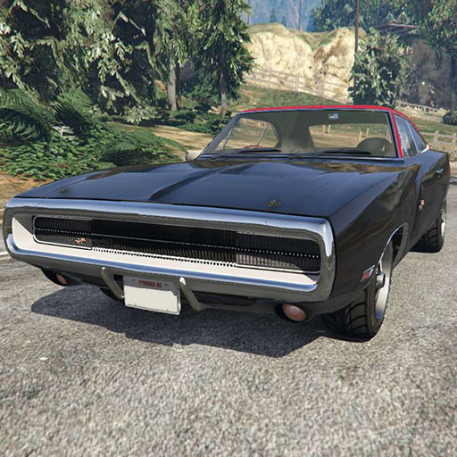 Speed Dodge Charger Classic Racing  (Mod Unlimited Money) 3.1