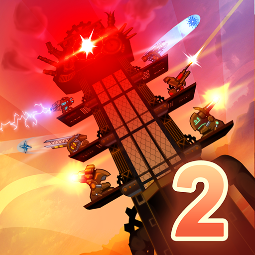 Steampunk Tower 2: The One Tower Defense Strategy  (Mod Unlimited Money) 1.1.4