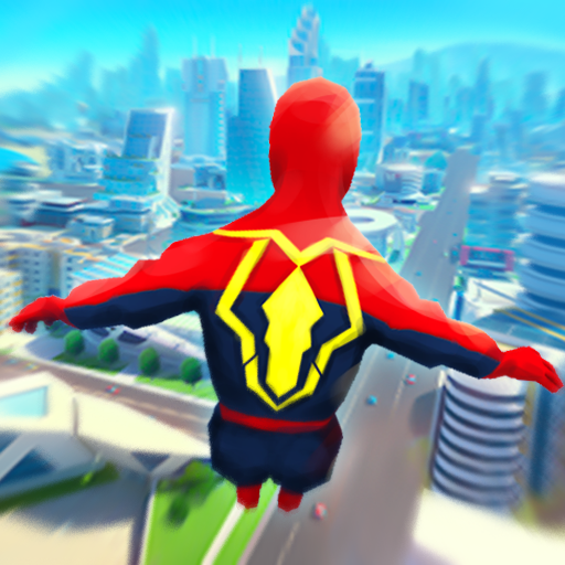 Super Heroes Fly: Sky Dance – Running Game  (Mod Unlimited Money) 0.9