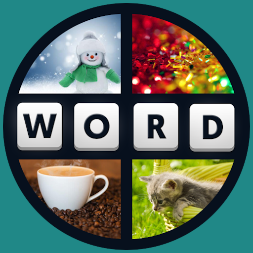 4 Pics 1 Word: Word Game  (Mod Unlimited Money) 1.6.6
