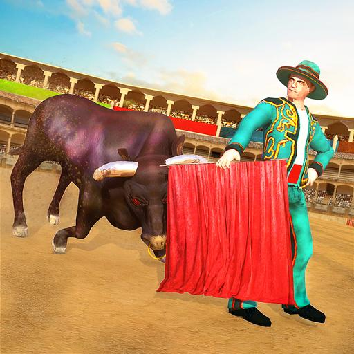 Angry Bull Attack Wild Hunt Simulator 1.4 (Mod Unlimited Money)