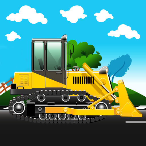 Animated Puzzles tractor farm  (Mod) 1.37