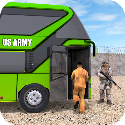 Army Bus Driver – US Military Coach Simulator 3D  (Mod Unlimited Money) 0.1
