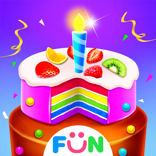Bake Cake for Birthday Party-Cook Cakes Game  (Mod Unlimited Money) 1.2