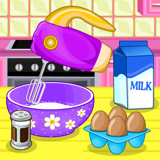 Bake Cupcakes 4.64.1 (Mod Unlimited Money)