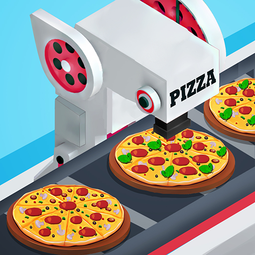 Cake Pizza Factory Tycoon: Kitchen Cooking Game  (Mod Unlimited Money) 4.1