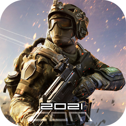 Call of modern FPS: war commando FPS Game 1.9  (Mod Unlimited Money)