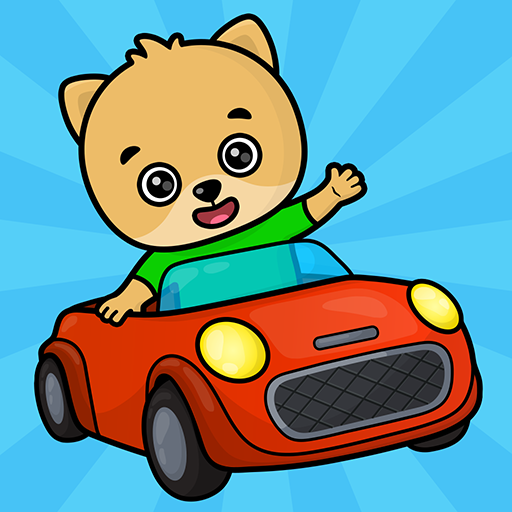 Car games for toddlers  (Mod Unlimited Money) 1.12