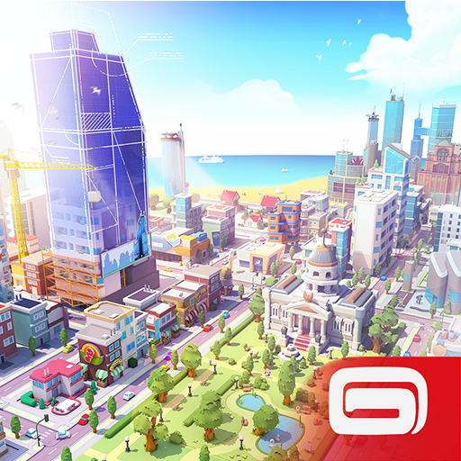 City Mania: Town Building Game  (Mod Unlimited Money) 1.9.2a