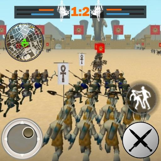 Clash Of Cleopatra  (Mod Unlimited Money) 1.4