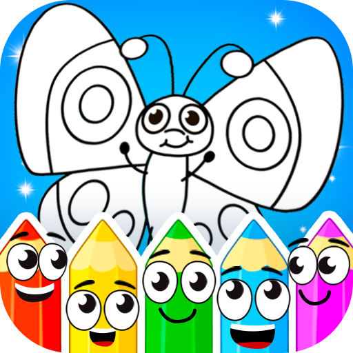 Coloring games : coloring book 1.3.9 (Mod Unlimited Money)