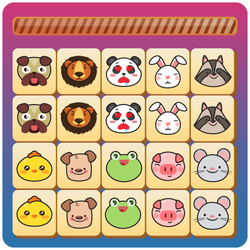 Connect animal classic puzzle 2.1 (Mod Unlimited Money)