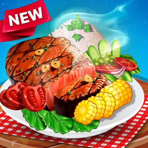 Cooking Crush – Madness Crazy Chef Cooking Games 2.3 (Mod Unlimited Money)