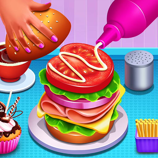 Cooking Square Food Street 1.13  (Mod Unlimited Money)