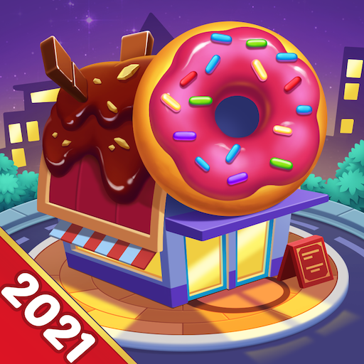 Cooking World: New Games 2021 & City Cooking Games  (Mod Unlimited Money) 2.2.0