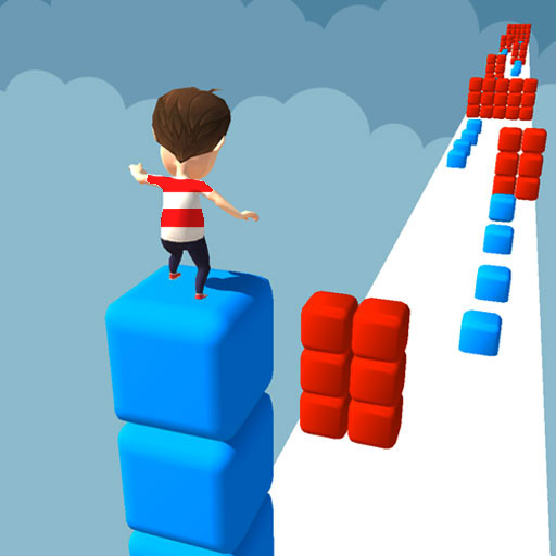 Cube Stacker Surfer 3D – Run Free Cube Jumper Game 1.46 (Mod Unlimited Money)