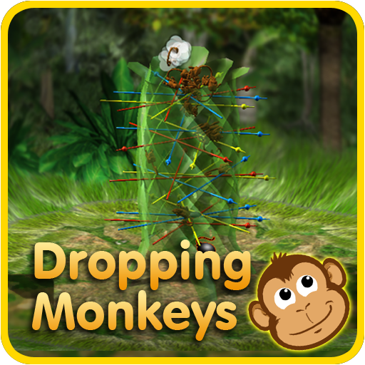 Dropping Monkeys 3D Board Game – Play Together.  (Mod Unlimited Money) 3.3