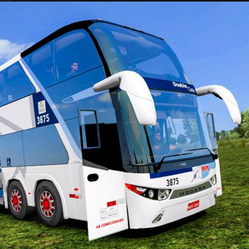 Euro Bus Driving Real Similator 2021  0.1 (Mod Unlimited League)